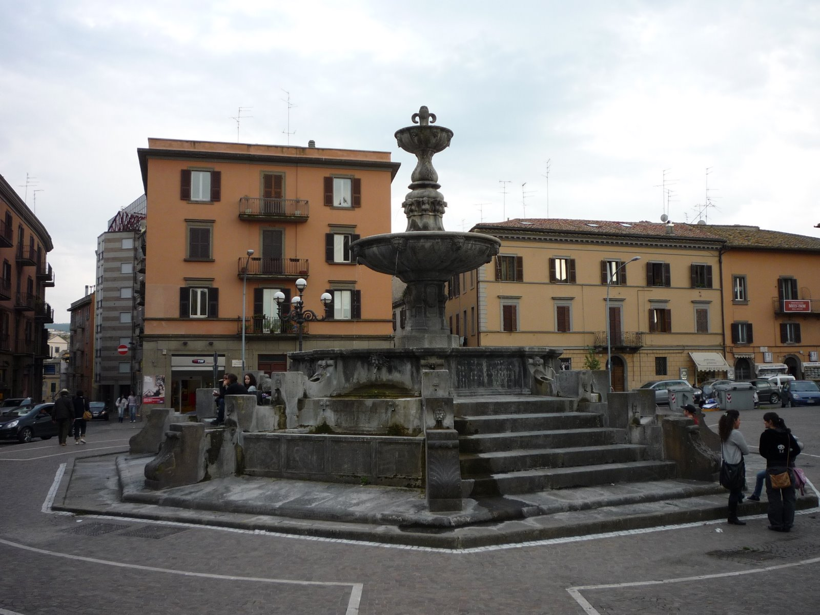 Viterbo Italy  city pictures gallery : Viterbo Italy