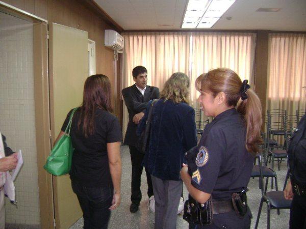 Reunión en Marzo Comisaría 35 por Corredores Escolares
