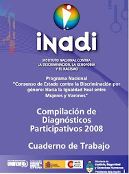 RED AMPARO VECINAL agradece al INADI la invitación  al dicho Seminario 16/10/08