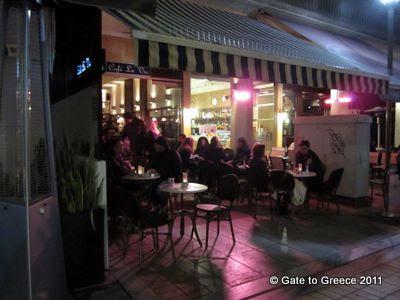 Cafe La Vie