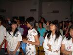 Suanana Ibadah di Gereja kami