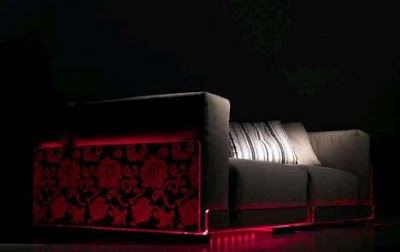 Colico LED Lighting Sofa