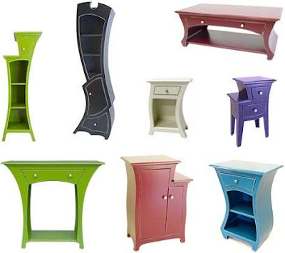 Merveilleux I Think That Would Best Describe Designer Vincent Thomas Lemanu0027s Furniture  Creations. They Are Funky, With Non Traditional Shapes Guaranteed To Bring  Fun, ...