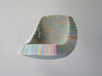 Plastic Bottle Chair