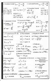 Fórmulas II