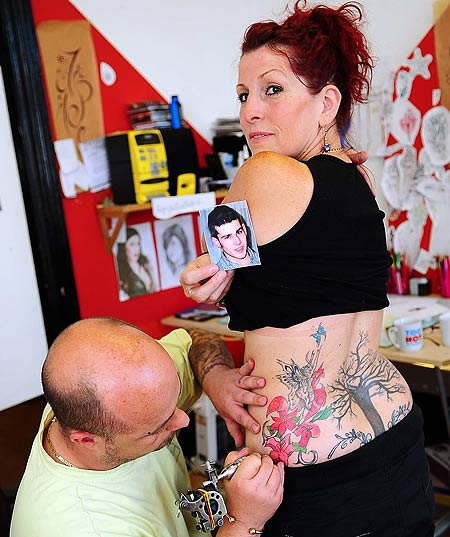 Craziest Tattoo Stories Seen On www.coolpicturegallery.us