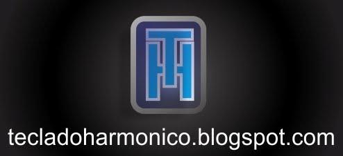Teclado Harmônico