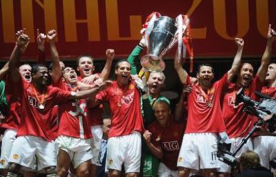 manchester united 2010 futbol ingles