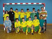 Iniciados Masculinos *Campeões Serie Zona Norte*