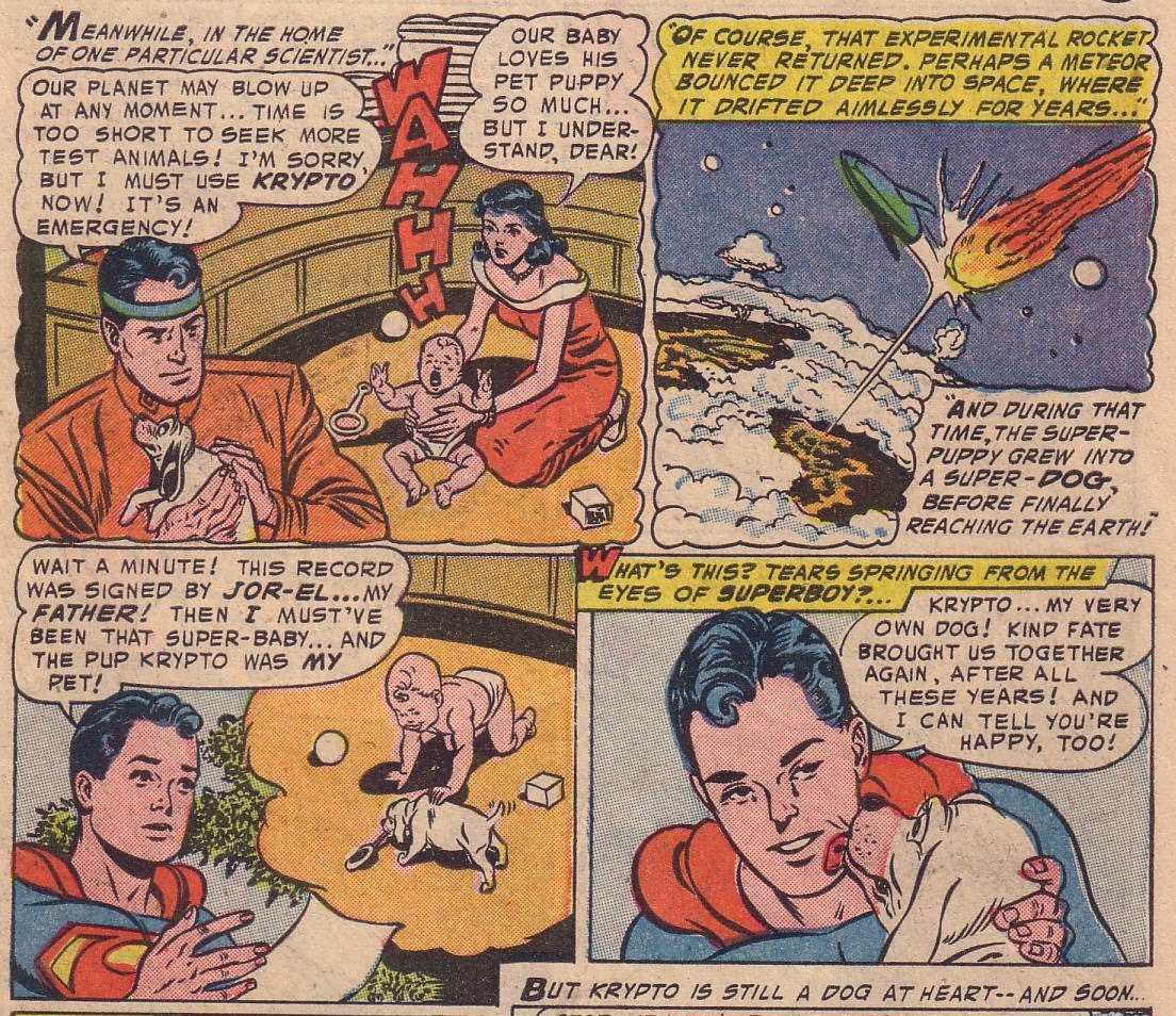 SUPERBOY THEATER - The Definitive Source on the Superboy TV series ...