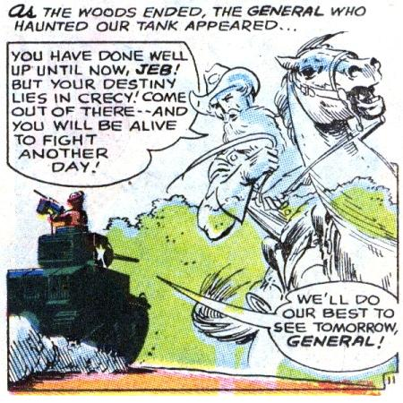 Silver age comics gi combat 125 publicscrutiny Image collections