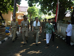 Kunjungan gubernur pada Acara Musrembang