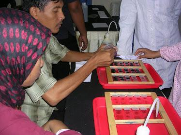 Pelatihan Petugas tentang TB Paru