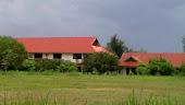 Kantor Sudin-sudin di Pulau Karya
