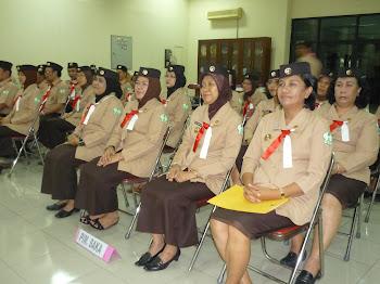 pelantikan sbh tk provinsi,tgl 29-7-2010