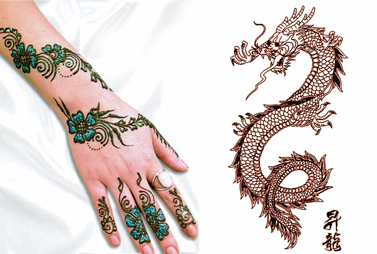 Mehandi Designs For 2016 Photoshop Creation