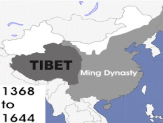Tibet during the Ming Dynasty