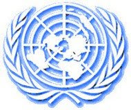 United Nations UN Emblem