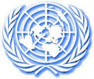 United Nations UN Emblem