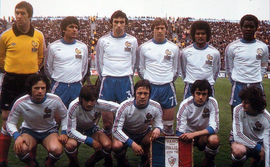 Mars 2010 the vintage football club - Coupe du monde de foot 1982 ...
