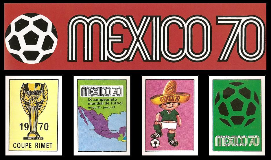 Coupe du monde vintage