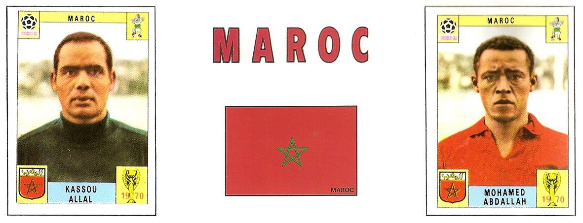 Maroc premi re nation africaine en coupe du monde the vintage football club - Maroc qualification coupe du monde ...