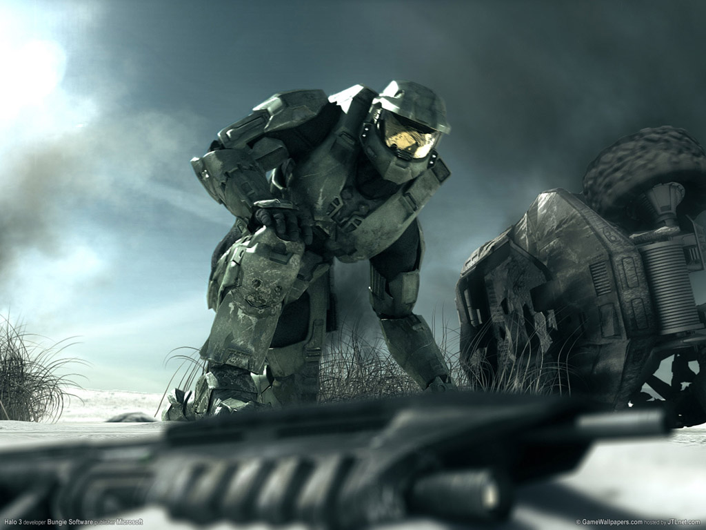 wallpapers with hd halo