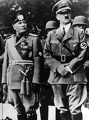 Especial Segunda Guerra Mundial. Imagenes Ineditas SEGUNDA+GUERRA+MUNDIAL+ADOLFO+HITLER+Y+BENITO+MUSSOLINI