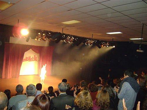 Teatro do Clube Guapira