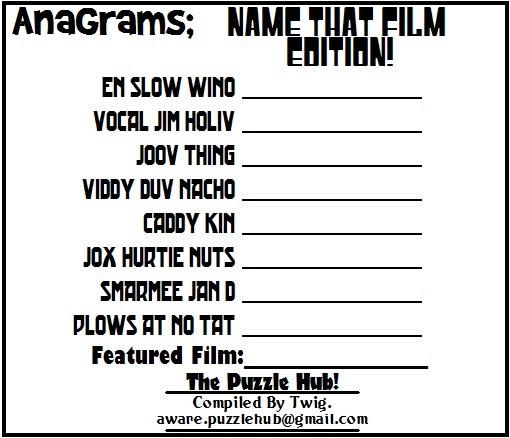 Celebrity anagrams solver