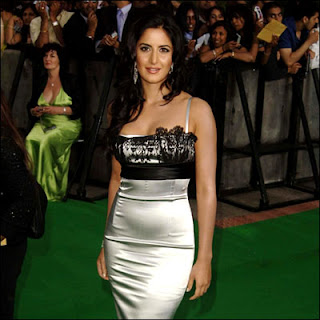 Silver Dress on This Amazing Hot Picture Of Katrina Kaif In A Tight Silver Dress Shows