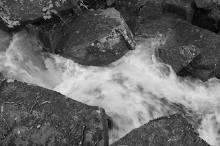Keefe Falls Drainage BW
