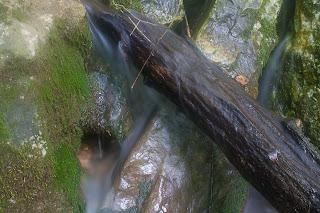 Blanchard Springs Cascade