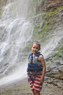 Daniel at Twin Falls
