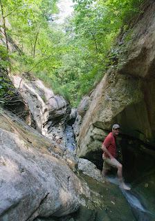 Slippery Falls 17