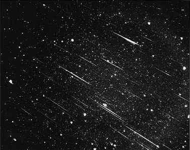 Chuva de Meteoros Perseídeas será hoje!