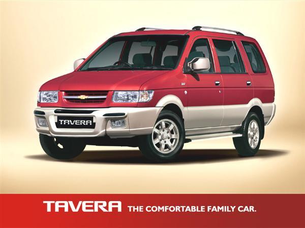 Road India Chevrolet Tavera Neo