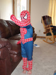 My little Spiderman
