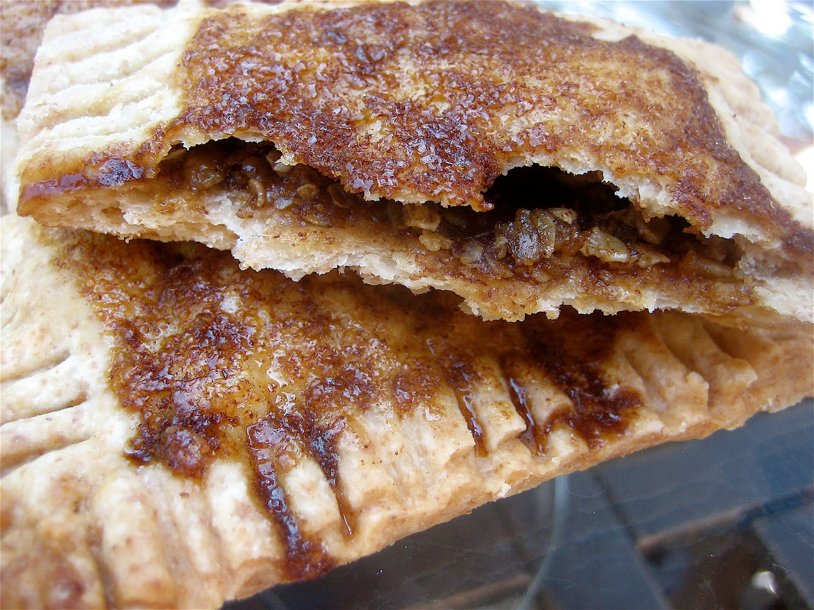 Stephanie Cooks: Brown Sugar Cinnamon Pop-tarts