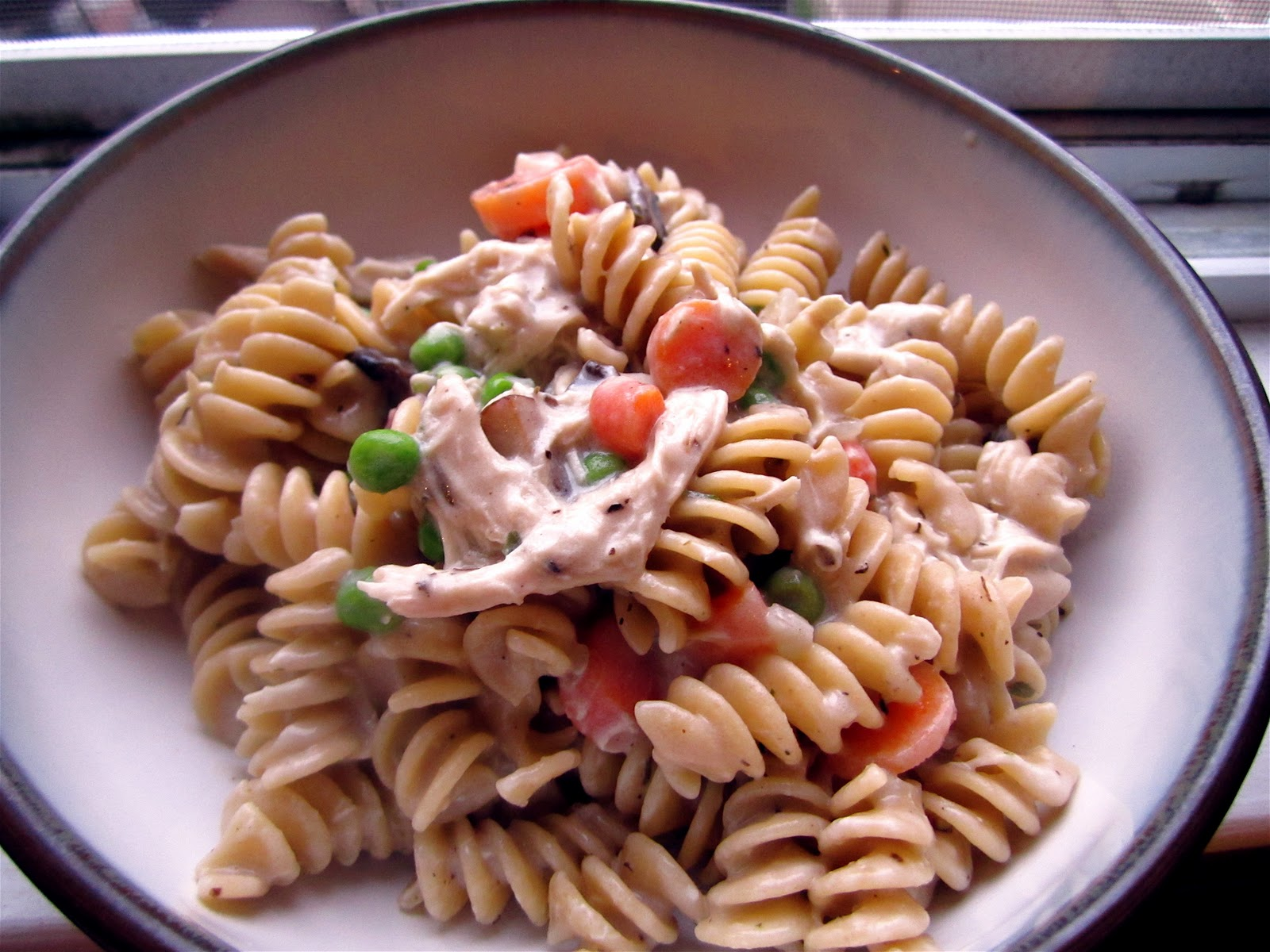 Baked Chicken Pot Pie Pasta Recipes — Dishmaps
