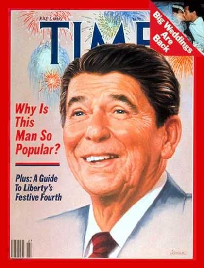 The south chicagoan ronald reagan an immigrant amigo only by