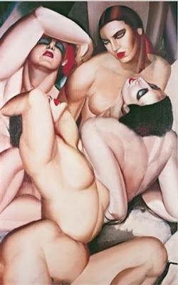 grupo-de-cuatro-desnudos-de-tamara-de-lempicka