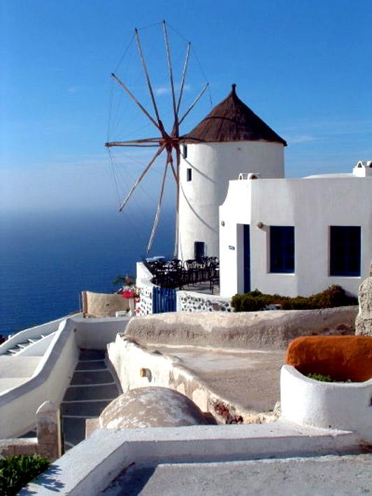 Santorini, santorini greece