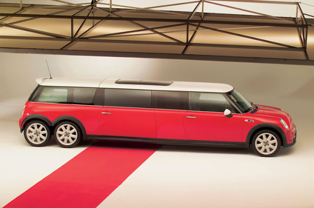 mini cooper wallpaper. Mini Cooper 2010 modified limo