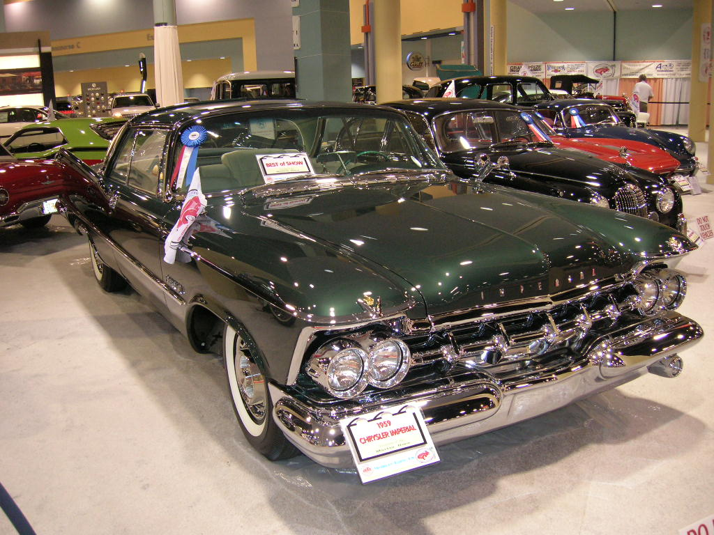 Old classic cars: American classic cars