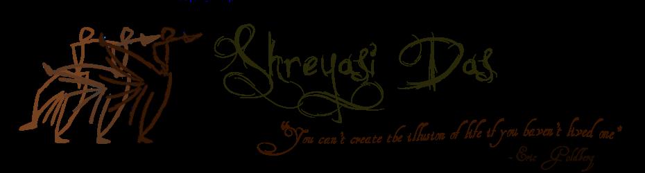 Shreyasi Das | 3D Artist