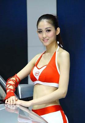 Foto Model Hot Cewek Cantik Cina