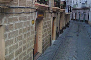 Salón Ripoll, las calles de Cádiz, sus rincones