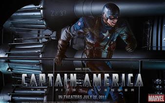 #9 Captain America Wallpaper