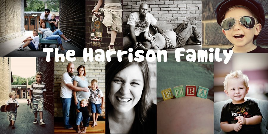 The Harrison Family